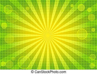 Ohne hellgrünen Hintergrund