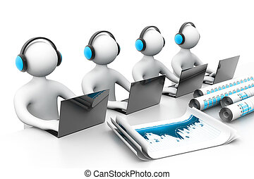 Online Business Support.