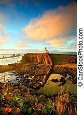 Oregon Küstenporträt