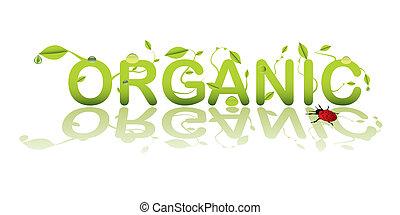 Organischer Text