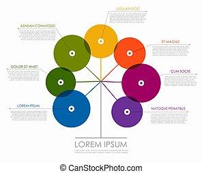 ort, schablone, illustration., dein, design, vektor, infographic, data.