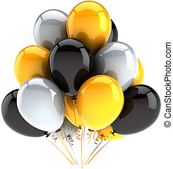 Partyballons Geburtstagsdekoration