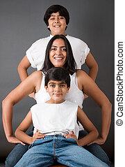 Perfekte Familie