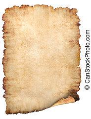 Pergamentpapier-Hintergrund