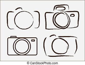 photographisch, fotoapperat