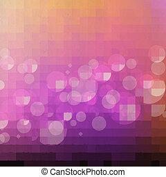 Pinker Retro Hintergrund