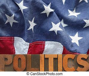 politik, amerikanische