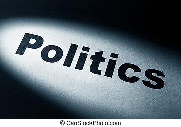 Politik.