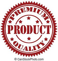 Produktstempel.