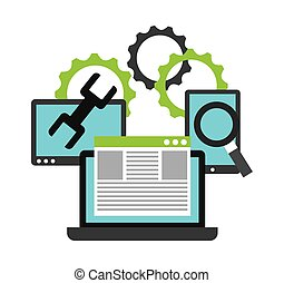programmierung, software