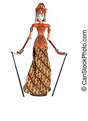 Puppet aus Bali
