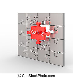 puzzel, sicherheit