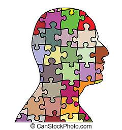 Puzzle-Mann