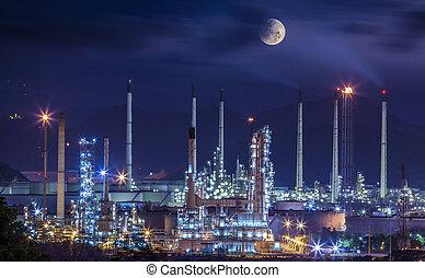 Raffineriefabrik