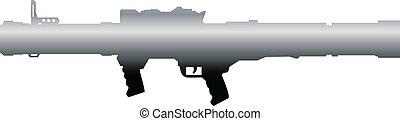 Raketenwerfer 1