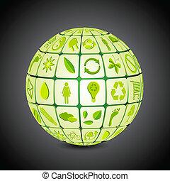 Recycle Globus