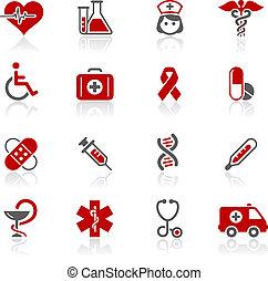 redico, &, /, heide, medizinprodukt, sorgfalt