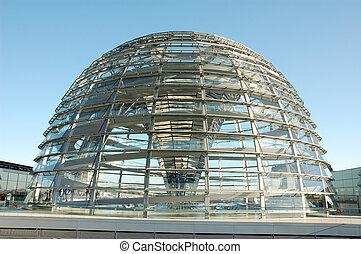 Reichstag Cupola, Berlin.