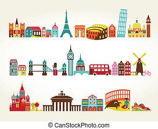 Reise- und Fremdenverkehrsorte