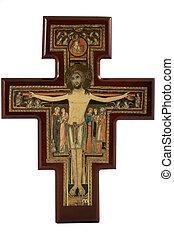 Replica von San Damiano Cross