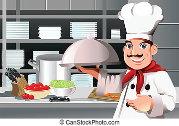 Restaurant-Chef