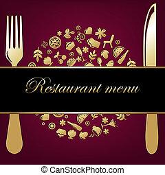 Restaurant-Hintergrund