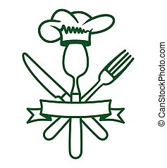 Restaurant-Vektor-Icons.