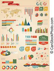 Retro-Infographics.