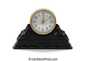 Retro Sepia-Uhr