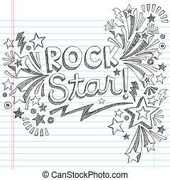 Rockstar-Musik: Sketch