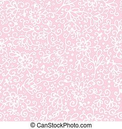 Rosa abstrakte florale Struktur, nahtloser Hintergrund