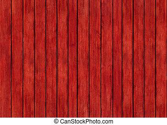 Rote Holzplatten entwerfen Konsistenz