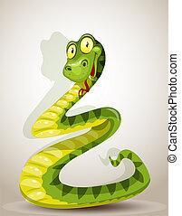 Süße Schlange