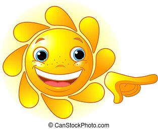 Süße Sonne