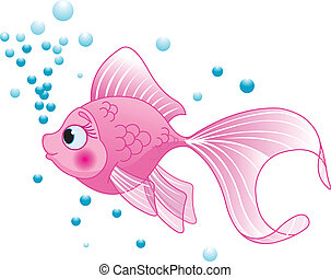 Süßer Fisch.