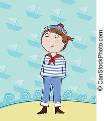 Sailor-Junge