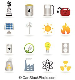 Saubere alternative Energie und Umwelt