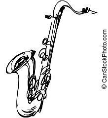 Saxophon Tenor