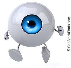 Schönes Auge.