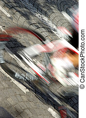 Schnelle Radfahrer 2
