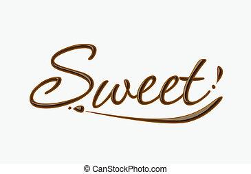 Schokoladen-Süße