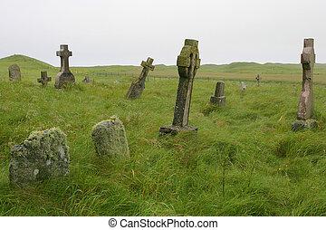 Schottischer Friedhof