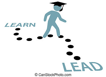 Schulbildungskurs LEARN an LEAD