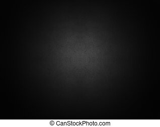 Schwarzer Pergament Hintergrund.