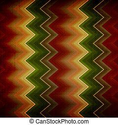 Shabby Textil Hintergrund helle und bunte Streifen.