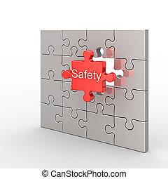 Sicherheits-Rätsel