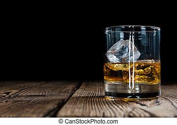Single Malt Whisky.
