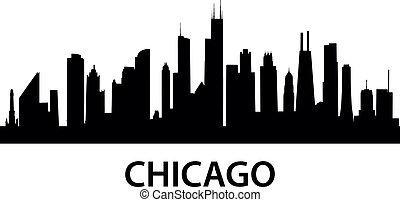 Skyline chicago