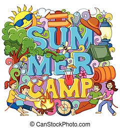 Sommercamp-Poster.