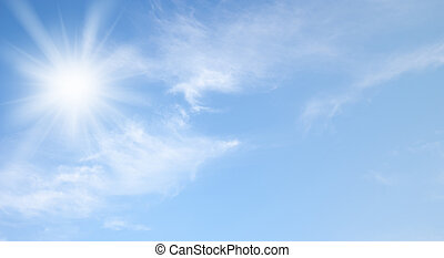 sonne, himmelsgewölbe